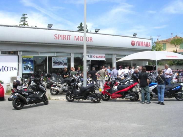 Photo SPIRIT MOTOR